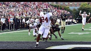 Alabama vs. Vanderbilt Highlights 2017 (HD)