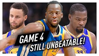 Stephen Curry, Kevin Durant & Draymond Green WCF Game 4 Highlights vs Spurs 2017 Playoffs - FINALS!