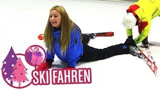 Wir lernen Skifahren | Tollpatsch oder Naturtalent?