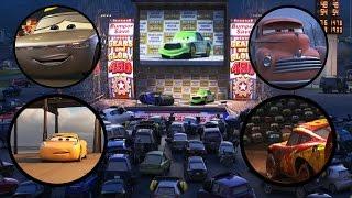 Analisis del nuevo Trailer de Cars 3 ¿Mcqueen no ganara la carrera?