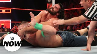 Seth Rollins sets new record during historic Gauntlet Match on Raw: WWE Now