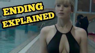 Red Sparrow Ending Explained