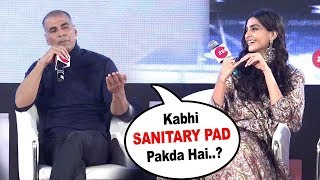 Akshay Kumar Asks Every Indian Man This Question At Padman Promotions..Ans He Got Will SHOCK U