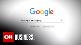 Is Google a monopoly?