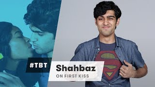 Shahbaz from First Kiss Video - #TBT