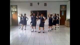 Cherrybelle - Dilema (Dance Cover)