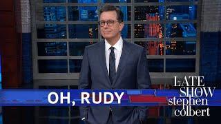 Rudy Giuliani Has Out-Giuliani