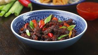 Crispy Chili Beef