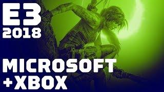 FULL Microsoft Xbox Press Conference - E3 2018
