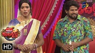 Hyper  Aadi Raijing Raju Performance | Jabardsth | 18th May 2017 | ETV  Telugu