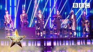 BTS perform Idol!!! - BBC