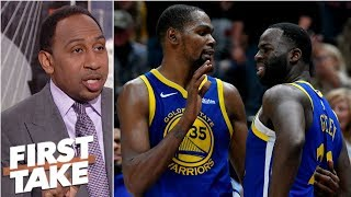 Draymond questioned Kevin Durant