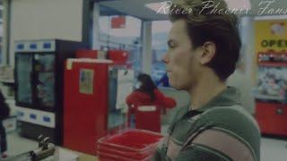 River Phoenix | MOPI Mike in a supermarket