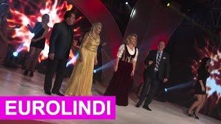 Shkurte Fejza, Vellezerit Krasniqi & Naxhije Fejza - Potpuri 1 (Official Video HD) Gezuar 2017