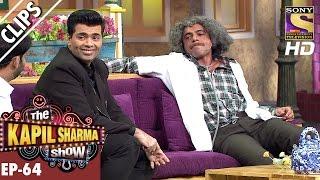 Dr. Mushoor Gulati meets Karan Johar - The Kapil Sharma Show – 3rd Dec 2016