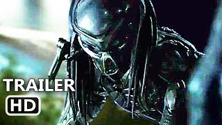 "THE PREDATOR ""Ultimate Predator"" Trailer (NEW 2018) Sci-Fi, Action Movie HD"