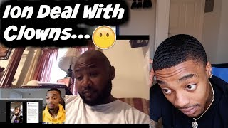 Reacting To My Ex