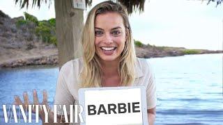 Margot Robbie Defines 50 Australian Slang Terms in Under 4 Minutes | Vanity Fair