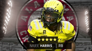 Alabama Signee Profile: Najee Harris