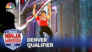 Dan Yager at the Denver Qualifiers - American Ninja Warrior 2017