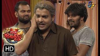 Sudigaali Sudheer Performance | Extra Jabardsth | 23rd June 2017 | ETV  Telugu