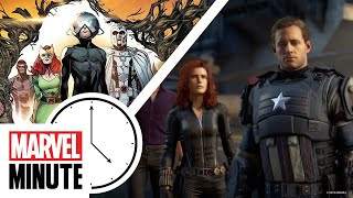 Marvel's Avengers game, X-Men comic news, and more!   Marvel Minute