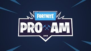 Fortnite Celebrity Pro-Am | #FortniteProAm