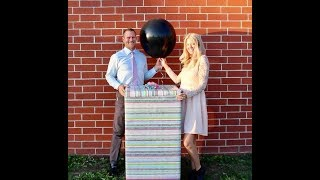 Gender Reveal After 4 Boys With a SURPRISE TWIST! 💙👶💗