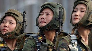 Lucruri oribile prin care trec femeile din armata COREEI DE NORD