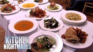 Nervous Owner Hates Restaurant Make Over | Kitchen Nightmares