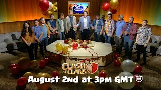 Clash of Clans - 6th Anniversary Special starts tomorrow!