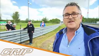 Spektakulärer Weltrekord im Krankenfahrstuhl! - GRIP - Folge 407 - RTL2