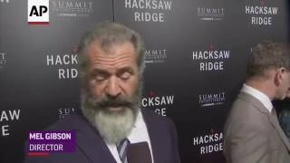Mel Gibson is no Trump supporter
