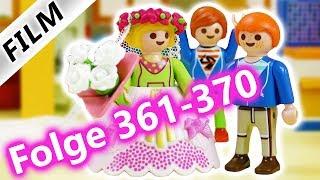 Playmobil Filme Familie Vogel: Folge 361-370 | Kinderserie | Videosammlung Compilation Deutsch