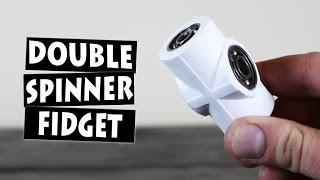 DIY Double Hand Spinner Fidget Toy