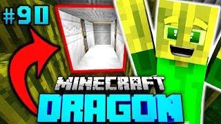 Der GEHEIMGANG ist OFFEN?! - Minecraft Dragon #90 [Deutsch/HD]