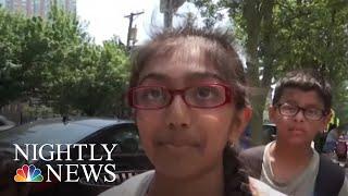 Heat Wave Rolls Over Eastern Half Of The U.S.   NBC Nightly News