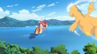 Pokémon Générations - Épisode 4 : Le Lac Colère