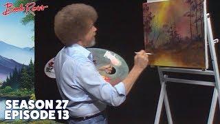 Bob Ross - Golden Glow of Morning (Season 27 Episode 13)