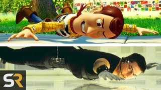 25 Scenes Pixar Stole From Other Movies