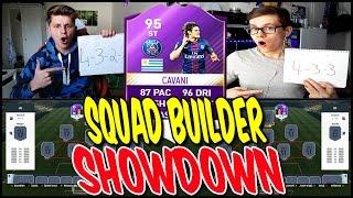 FIFA 17 - 95 POTY CAVANI SQUAD BUILDER SHOWDOWN vs. REALFIFA ⚽😝  - ULTIMATE TEAM (DEUTSCH)