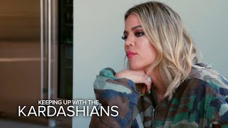 KUWTK | Kendall Jenner Fearful About Speaking Out Against Guns | E!