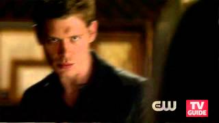 On the set with The Vampire Diaries: Joseph Morgan