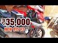 ₹35,000 OFF ON BRAND YAMAHA R15 v3 | B...mp3