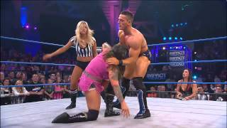 ODB Calls out Mr. Pectacular on Open Fight Night - Nov 1, 2012