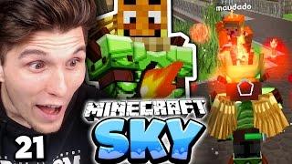 DER STAB DER HÖLLE! & ENDER HANDSCHUHE! ✪ Minecraft Sky  #21   Paluten