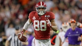 Alabama TE - OJ Howard Highlights 2016 (HD)