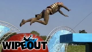 Fastest Run Ever | Wipeout