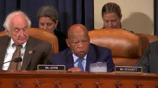 Rep. John Lewis Condemns Inaction on Guns