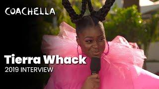 Coachella 2019 Week 2 Tierra Whack Interview